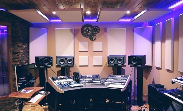 a recording studio. low voltage contractors must apply for the C-7 license to scale their business legally in california