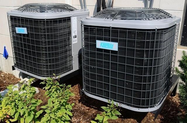 un sistema comercial de aire acondicionados. la cslb puede pedirte para pruebas de su experiencia instalando sistemas de aire acondicionado