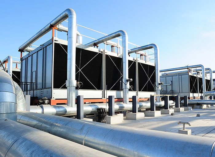 cooling tower installation and repair falls under the C-61 contractors license for wooden tanks