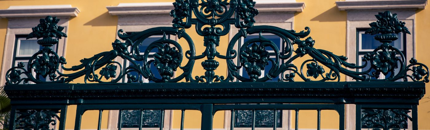 how to get your C-23 license for ornamental metal works in California iron gate building